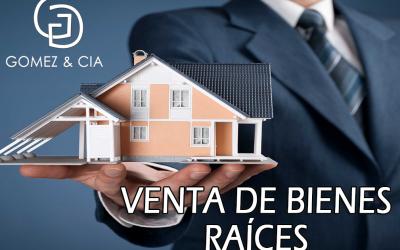 Venta de bienes raíces 2018