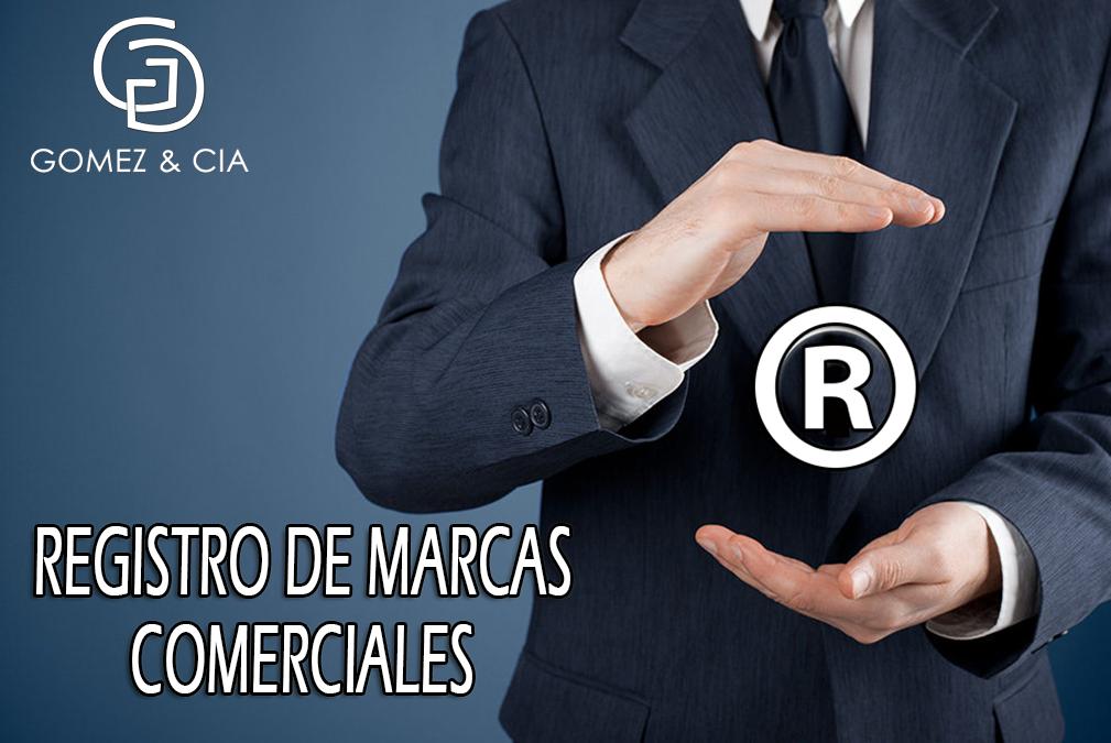REGISTRO DE MARCAS COMERCIALES